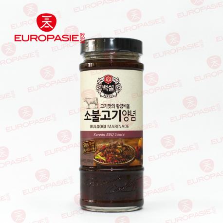韩国烧烤酱500G
