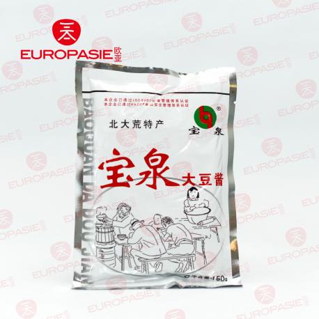 宝泉大豆酱150G