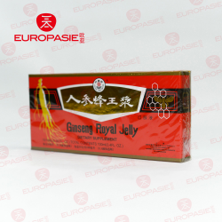 GINSENG ROYAL JELLY 10/10ML TOTAL CONTENTS 100ML