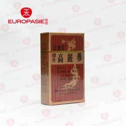 PURE SLICED KOREAN RED GINSENG 30G
