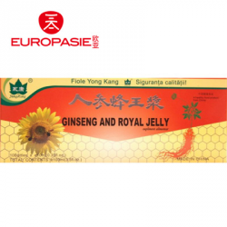 GINSENG ROYAL JELLY EN FIOLE