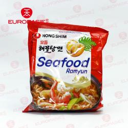 韩国海鲜面