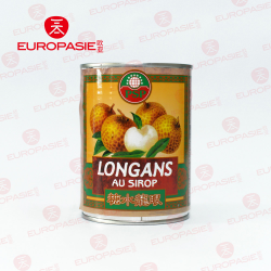 LONGANE AU SIROP 580ML